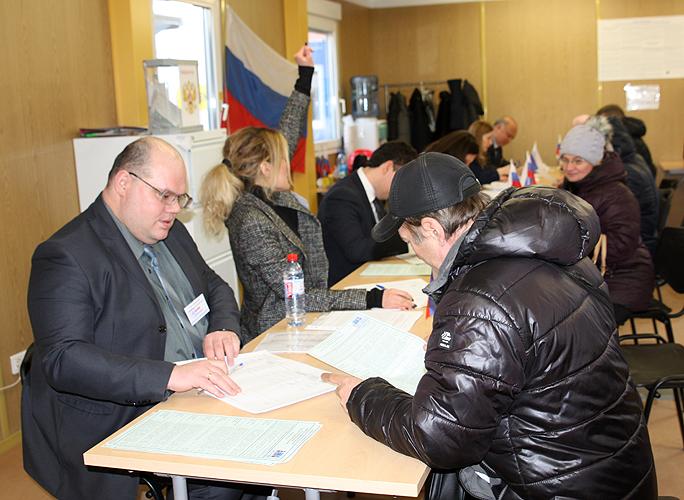 Жители России смогут проголосовать вЭстонии