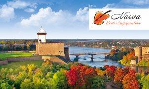 Narva-esileht